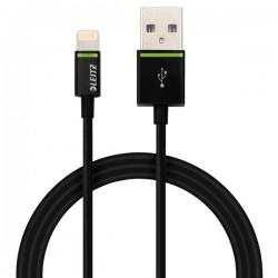 CAVO LIGHTNING A USB 1M...