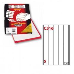 Etichetta adesiva C/516...