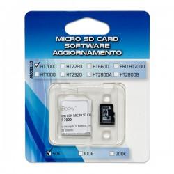MICRO SD CARD aggiornamento...