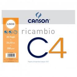 Ricambi per album C4...