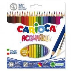 Astuccio 24 matite...