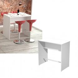 Tavolo alto 110x70xH105cm...