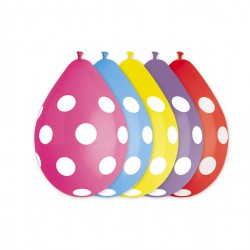 Busta 10 palloncini in...