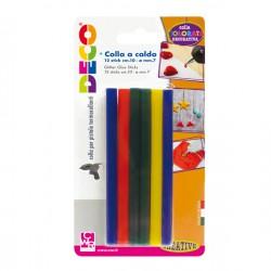 12 stick colle colori...