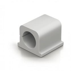 4 Clip fermacavi adesivi...