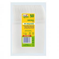 50 Cucchiai Compact in PLA...