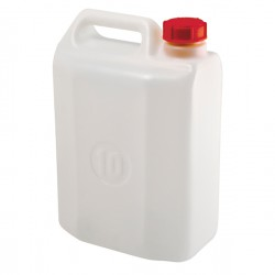 Tanica standard 10 litri