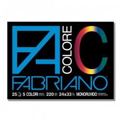 BLOCCO FACOLORE (240X330MM)...