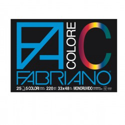 BLOCCO FACOLORE (330X480MM)...