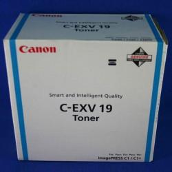 TONER CIANO C-EXV19...