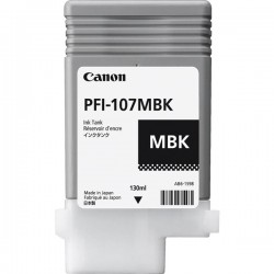 INK CARTRIDGE PFI-107MBK...