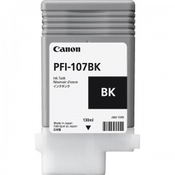 INK CARTRIDGE PFI-107BK...