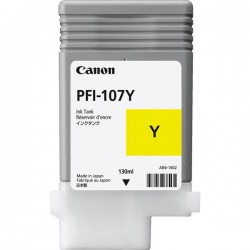 INK CARTRIDGE PFI-107Y...
