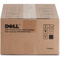 TONER MAGENTA Dell 3110CN...