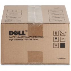 TONER GIALLO Dell 3110CN...