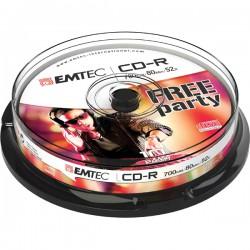 CD-R EMTEC 80MIN/700MB 52x...