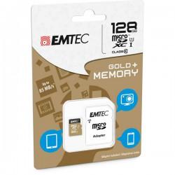 MICRO SDXC EMTEC 128GB...