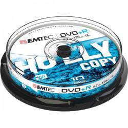 DVD+R EMTEC4,7GB 16X...