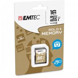 SDHC EMTEC 16GB CLASS 10...