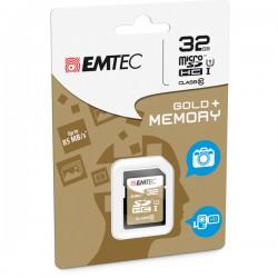 SDHC EMTEC 32GB CLASS 10...