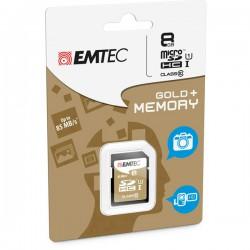 SDHC EMTEC 8GB CLASS 10...