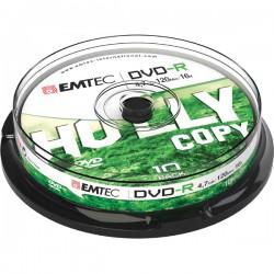 DVD-R EMTEC4,7GB 16X...