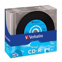 SCATOLA 10 CD-R...