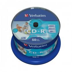 SCATOLA 50 CD-R BULK...