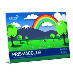 ALBUM FAVINI 24X33 PRISMACOLOR