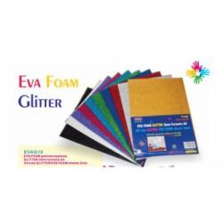 CF 10 FG EVA FOAM GLITTER A4