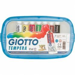 COLORI TEMP.GIOTTO C. 7...