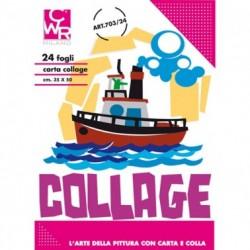 COLLAGE GOMM. 35x50 703/24...