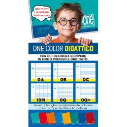 MAXI QUADERNO ONE COLOR...