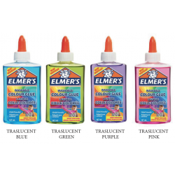 ELMER'S TRASLUCENT GLUE 147 ML