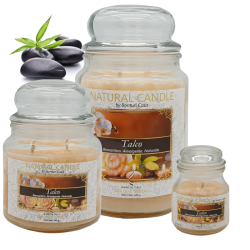 NATURE CANDLE 380G linea...
