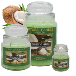 NATURE CANDLE 580G linea...
