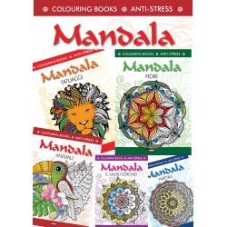 Libri da colorare MANDALA...