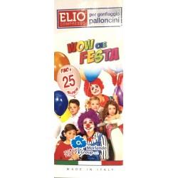 Bombola gas Elio E25 1,5 l