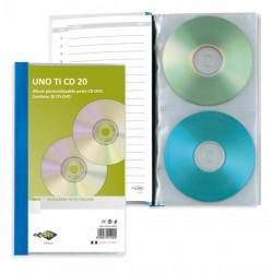 Porta CD DVD...