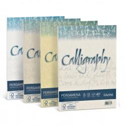 Carta CALLIGRAPHY PERGAMENA...