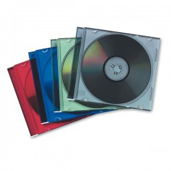 SCATOLA 25 CUSTODIE CD SLIM...