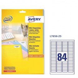 Etichette adesive L7656...