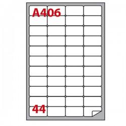Etichetta adesiva A/406...