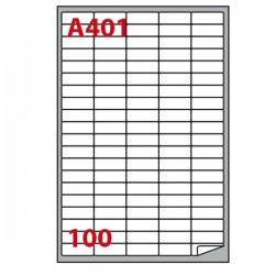 Etichetta adesiva A/401...