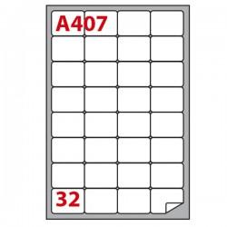 Etichetta adesiva A/407...