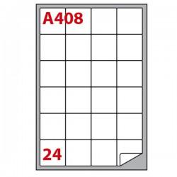 Etichetta adesiva A/408...