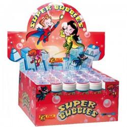 BOLLE SAPONE SUPER BUBBLES...