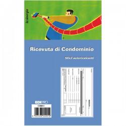 BLOCCO RICEVUTE CONDOMINIO...