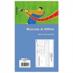 BLOCCO RICEVUTE D'AFFITTO...
