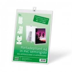 PORTADEPLIANT A4 IN PVC...